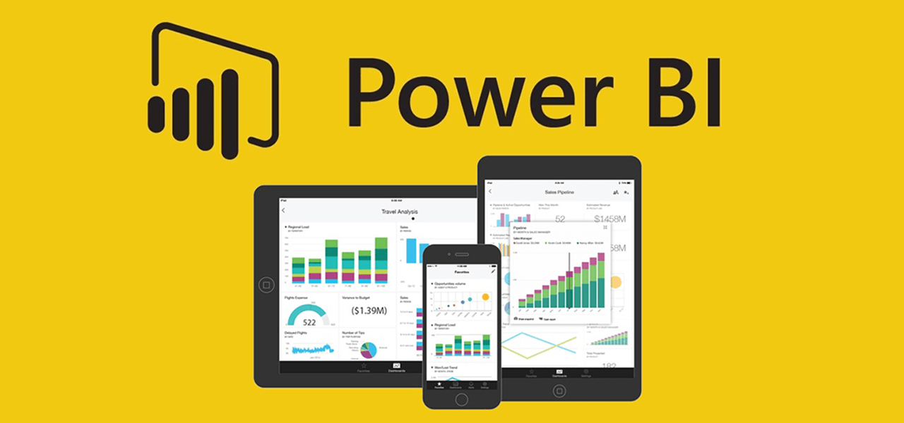 Microsoft Power Bi Solutions